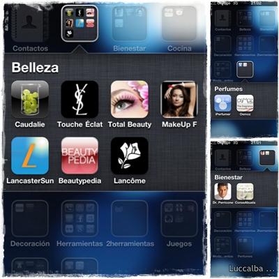 aplicaciones iphone belleza