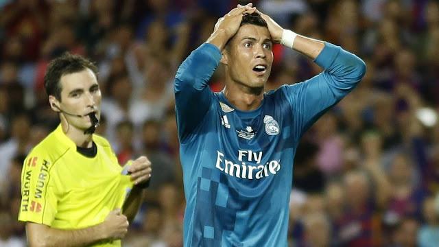 Real quyết làm tới cùng vụ Ronaldo