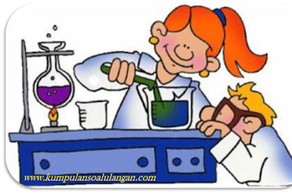 Soal Soal Ulangan IPA SMP/ MTs Kelas 7 ( Fisika - Kimia )