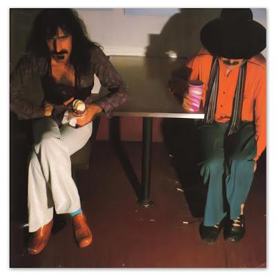 Frank Zappa Bongo Fury 1975