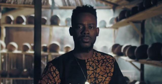 Download video: Adekunle Gold – Ire