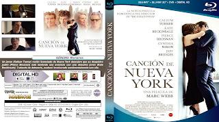 CARATULACANCION DE NUEVA YORK - THE ONLY LIVING BOY IN NEW YORK 2017