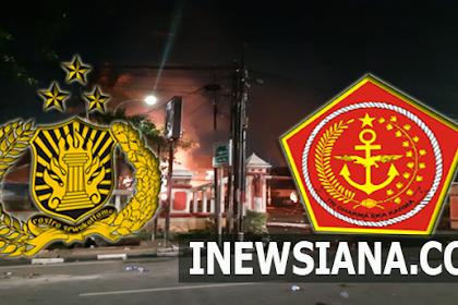 Kebakaran di Polsek Ciracas, Diduga Pelakunya Adalah Militer