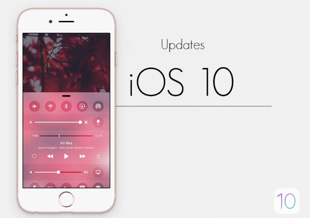 Cara Membuat Baterai iOS 10 Yang Boros Menjadi Hemat dan Awet