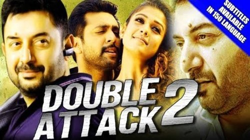 Double Attack 2 2017 Hindi Dubbed Full Movie Download