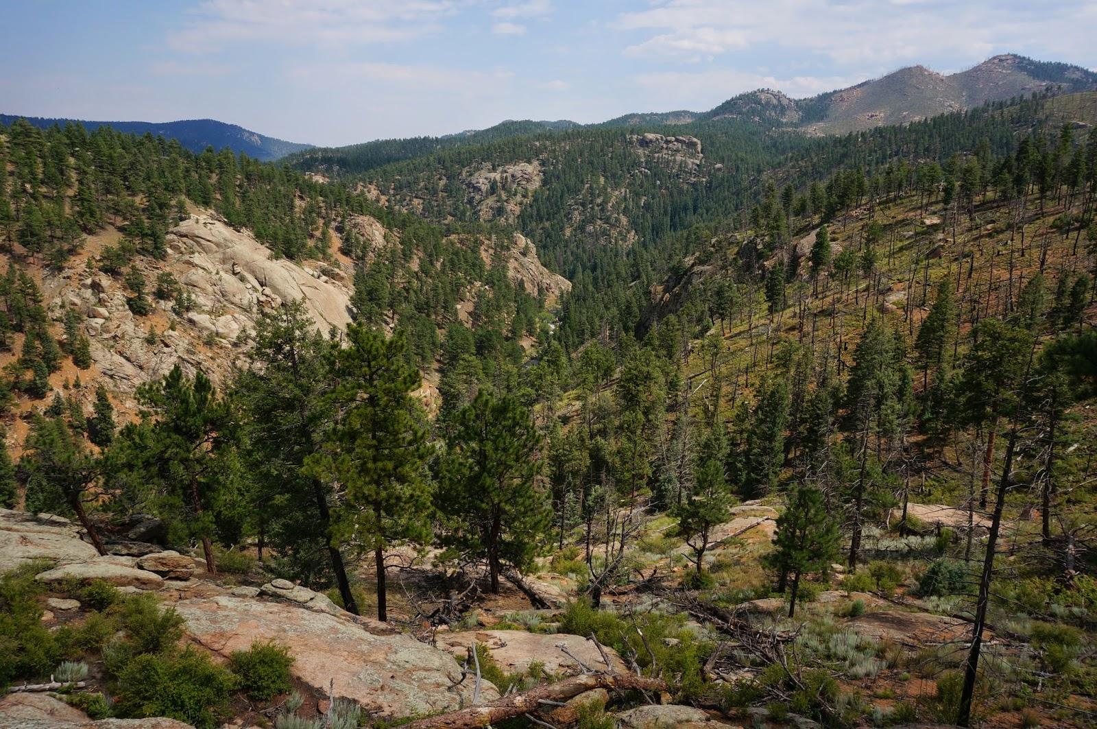 Go Hike Colorado: Pine Valley Ranch Park