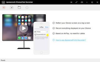 Apowersoft iPhone/iPad Recorder 1.1.2 (Build 11/07/2016) Multilingual Full Crack