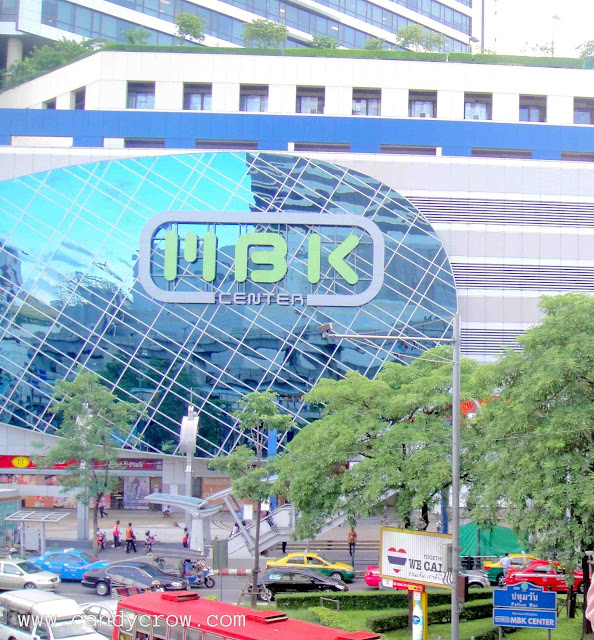 Must Visit Places in Bangkok With Kids MBK mall