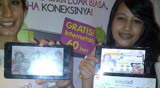 Bakrie Connectivity Meluncurkan Tablet Android