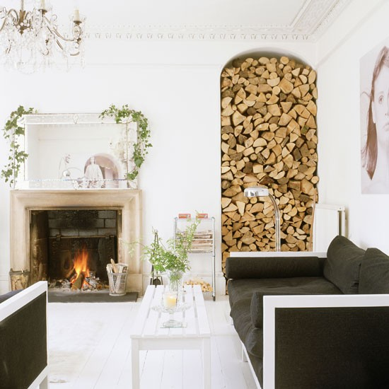 Glance in Style: ALCOVE TREATMENT