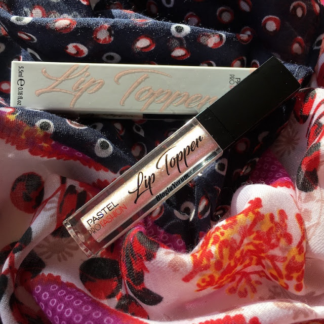 pastel profashion lip topper 304 pink star