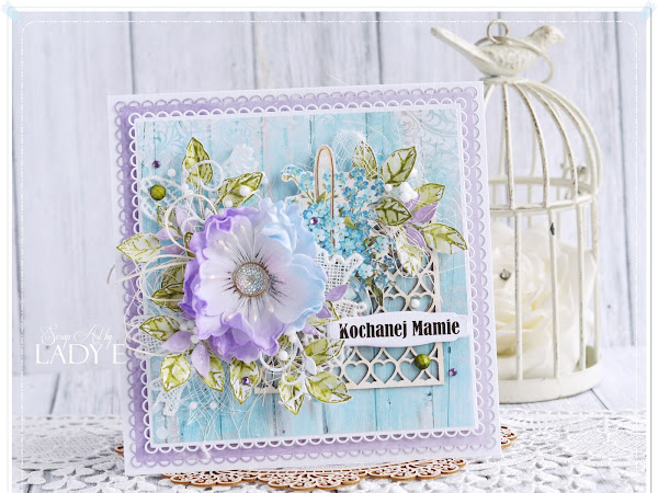 """Mother""""s Day Card / Kartka na Dzień Matki"""
