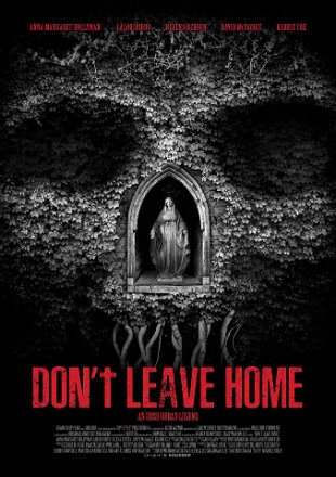 Don't Leave Home 2018 HDRip 720p Dual Audio In Hindi English