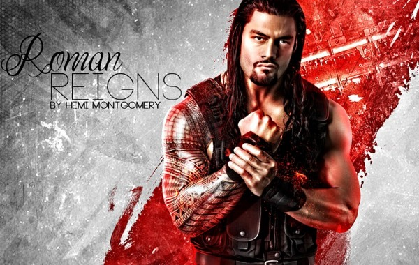 roman reigns full hd pc wallpaper