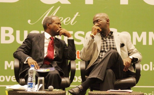 Image result for fashola and osinbajo