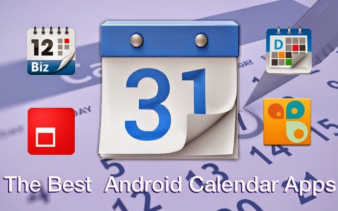 Get the best ever Calendar Apps for Android Mobiles