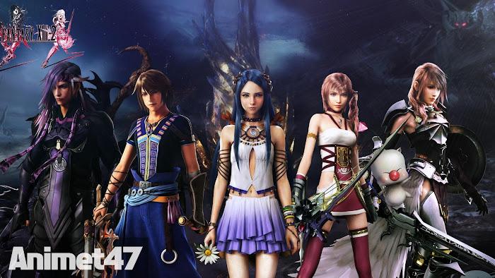 Ảnh trong phim Final Fantasy XIV 1
