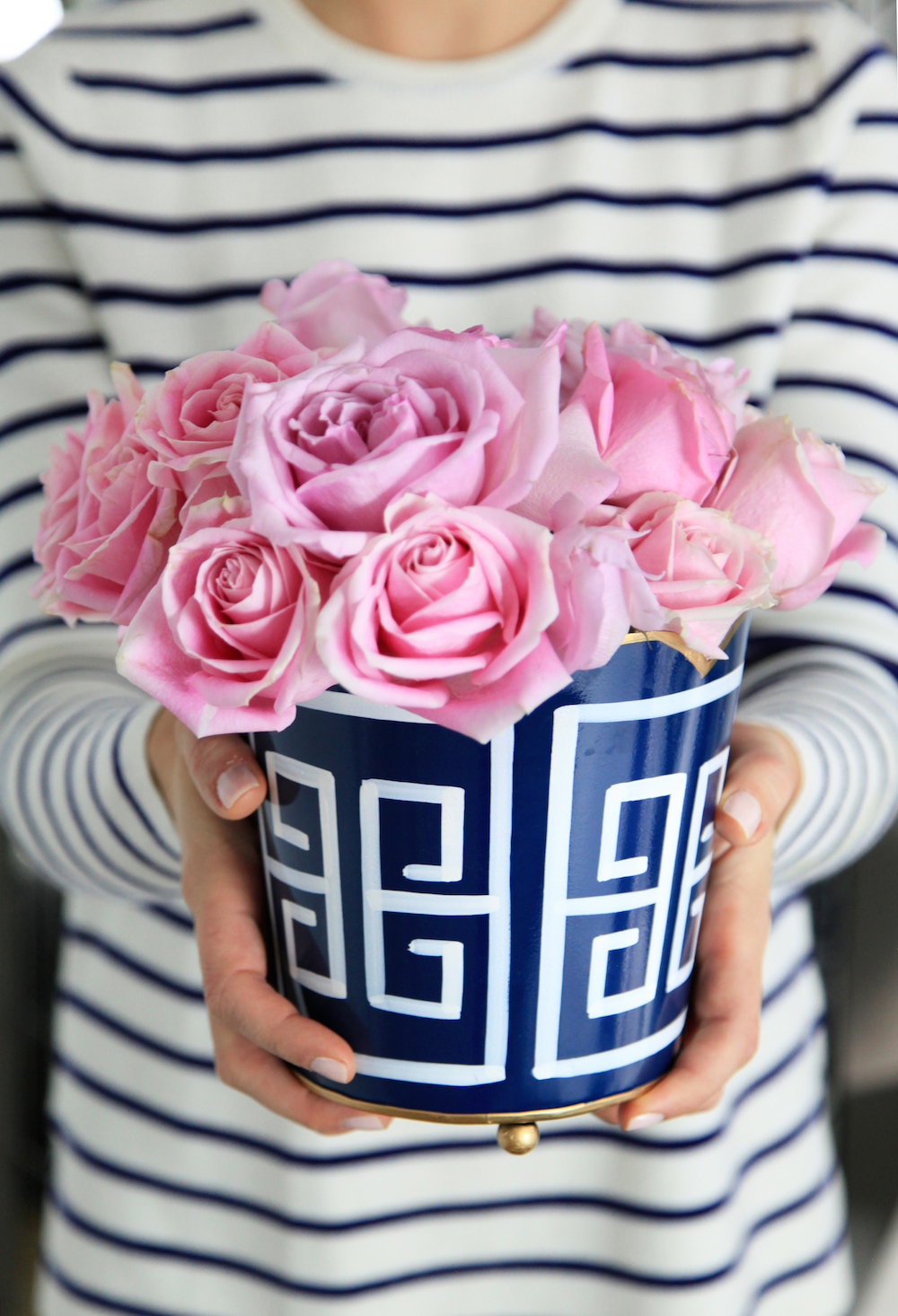 Daily Inspiration: Fresh Pink Roses, Recipe & Entertaining Ideas by Cool Chic Style Fashion