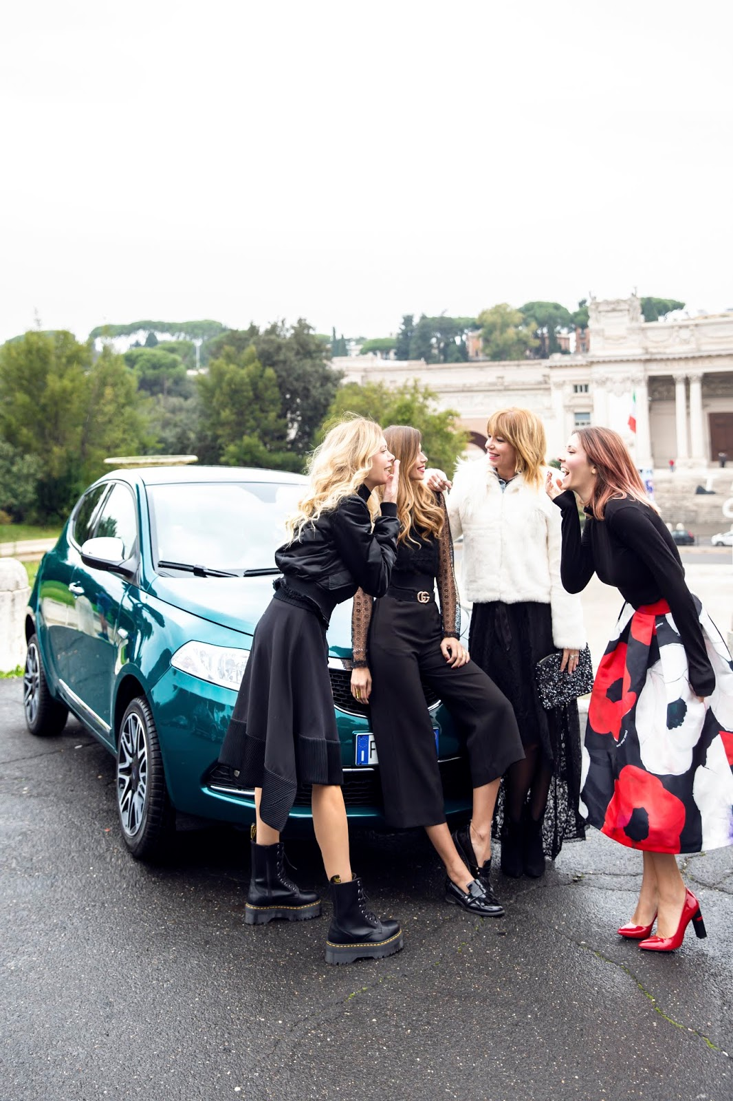 Alla scoperta di Ypsilon, la Fashion City Car sponsor di Artissima