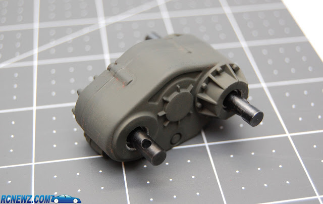 RC4WD Beast 2 painted transfer case