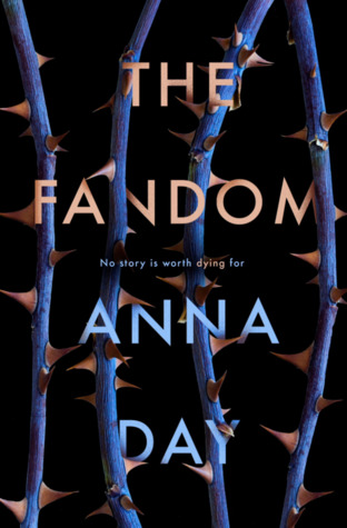 Book Review: The Fandom by Anna Day