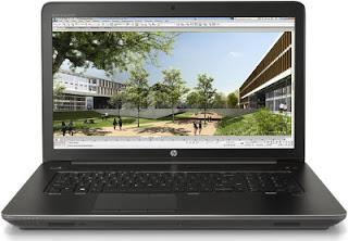 HP ZBook 17 G3 Y6J66ET Driver Download