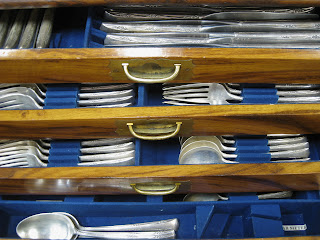 Gorham Antique Silverware Set