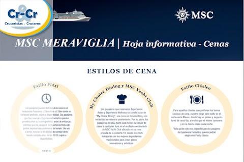 MSC Cruceros eleva aún más el listón de su oferta gastronómica