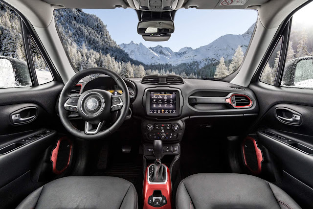 Jeep Renegade 2019 - interior