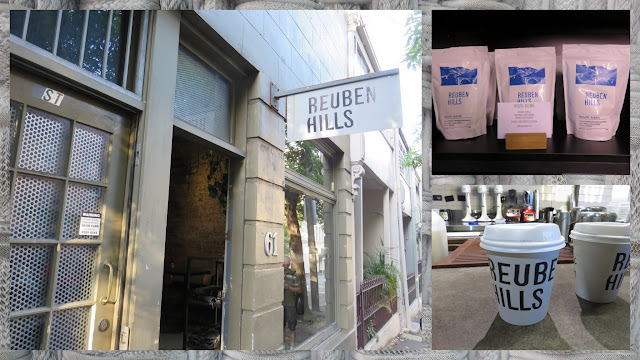 Best Coffee in Sydney Surry Hills - Reuben Hills