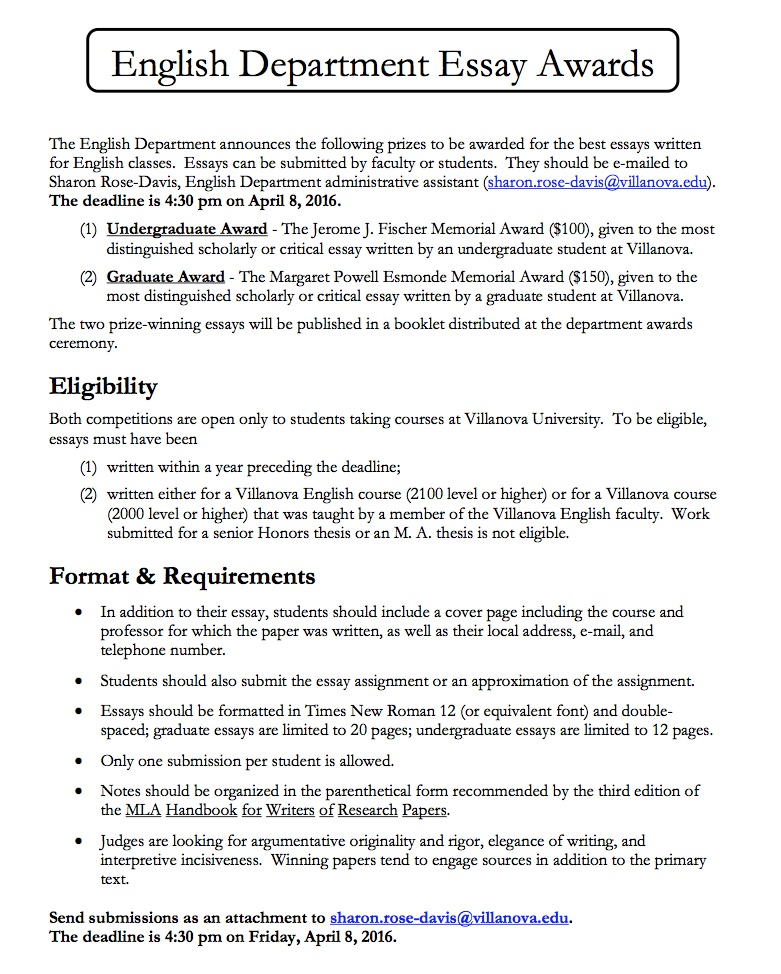 thesis english department Critical thesis submission guidelines for thesis completion research should begin as soon as the proposal receives formal approval from the english department following notification of approval during the spring of the junior year, students should begin researching their topic by surveying the critical literature related to the chosen subject.