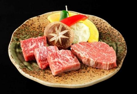 một đĩa thịt bò hida giá bao nhiêu