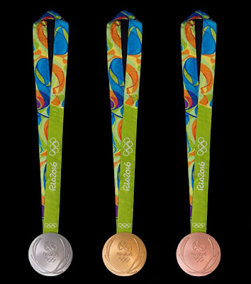 Sustainable Secrets of Rio Medals