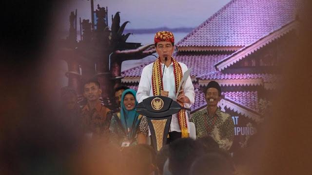 Jengkel Diserang Hoax, Jokowi: Mau Saya Tabok Rasanya