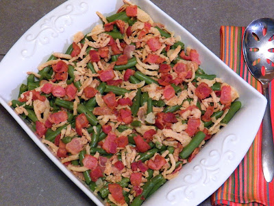 Rita's Green Bean Special—A Family Favorite