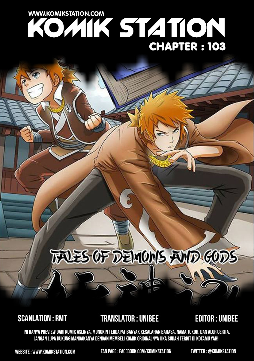 Tales of Demons and Gods Chapter 103