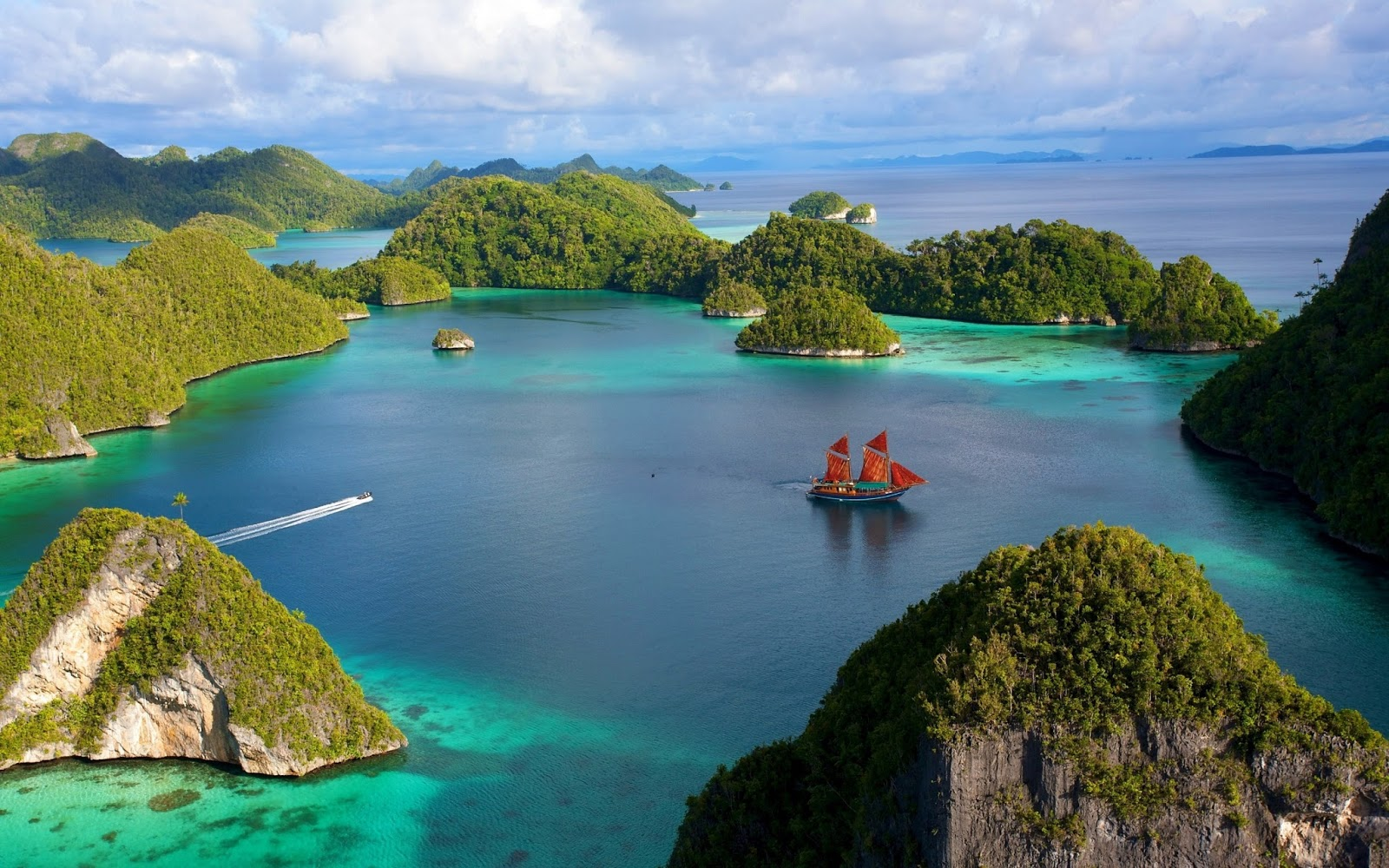 Travel & Adventures: Indonesia. A voyage to Indonesia ...