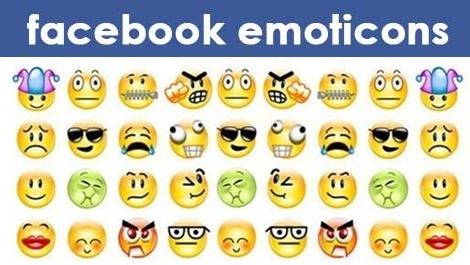 Facebook Emoticons - Tutt'Art@