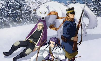 Golden Kamuy BD Batch Sub Indo