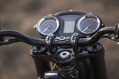 BMW R Nine T Custom Handlebar