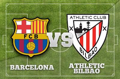 Images of Barcelona vs Athletic Bilbao