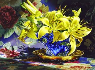 bodegones-con-flores-pintadas