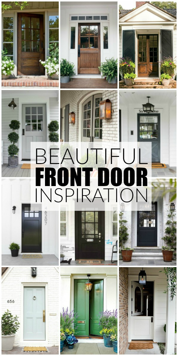 The Ultimate Guide for Beautiful Front Door Inspiration ...
