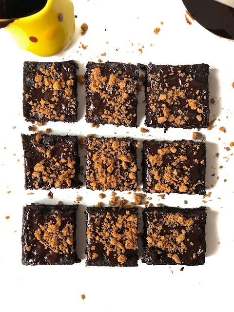 Easy Refined Sugar free brownies