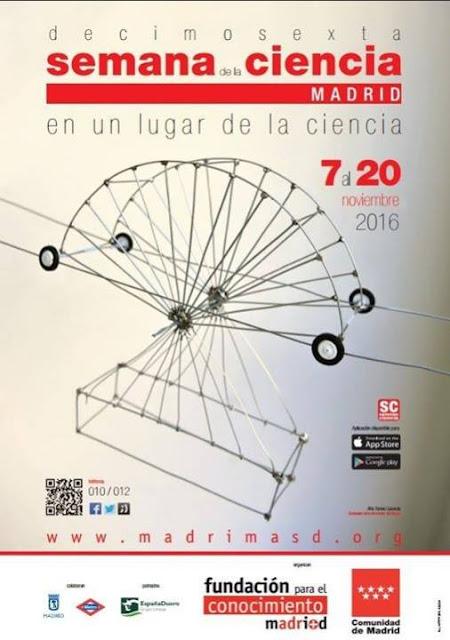 Metro participa en la XVI Semana de la Ciencia con diez actividades