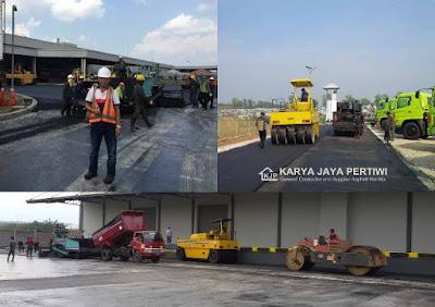Jasa Perbaikan Jalan, Jasa Pengaspalan, Jakarta Bogor Depok Bekasi Tangerang Bandung