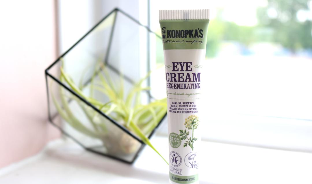 Dr. Konopka's Regenerating Eye Cream