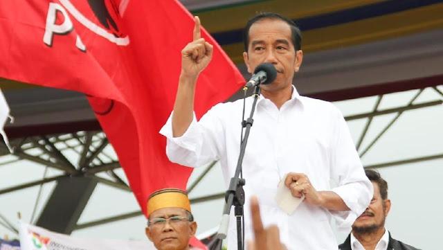 Dukung Jokowi, Musisi Gelar 'Konser Putih Adalah Kita' di Kemang