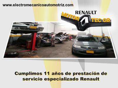 Mecanica General Renault Bogota