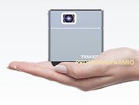 Logo Calendario dell'Avvento Innovaphone: vinci gratis 1 mini videoproiettore Tenker